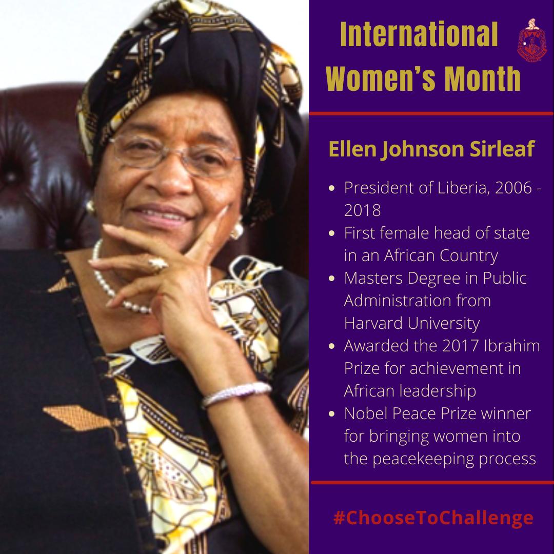International Women's Month 2021